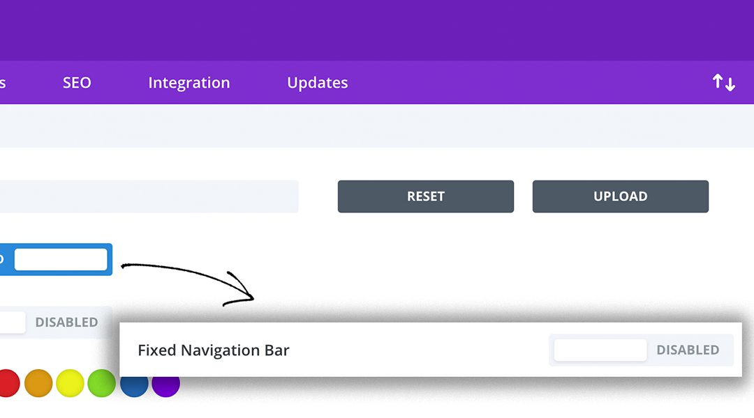 How to hide/disable the header area in Divi
